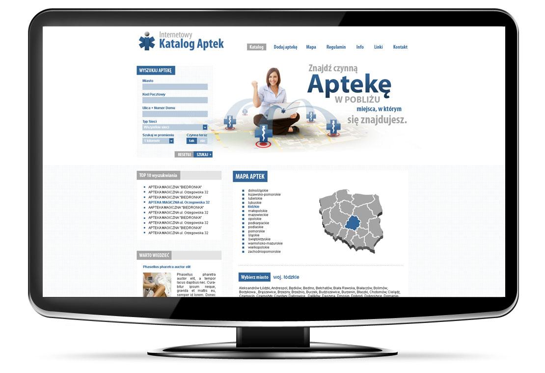 strony www apteki