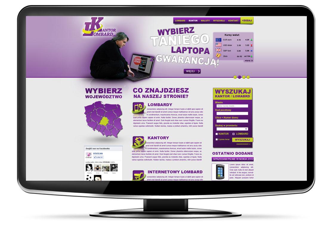 strony www katalog